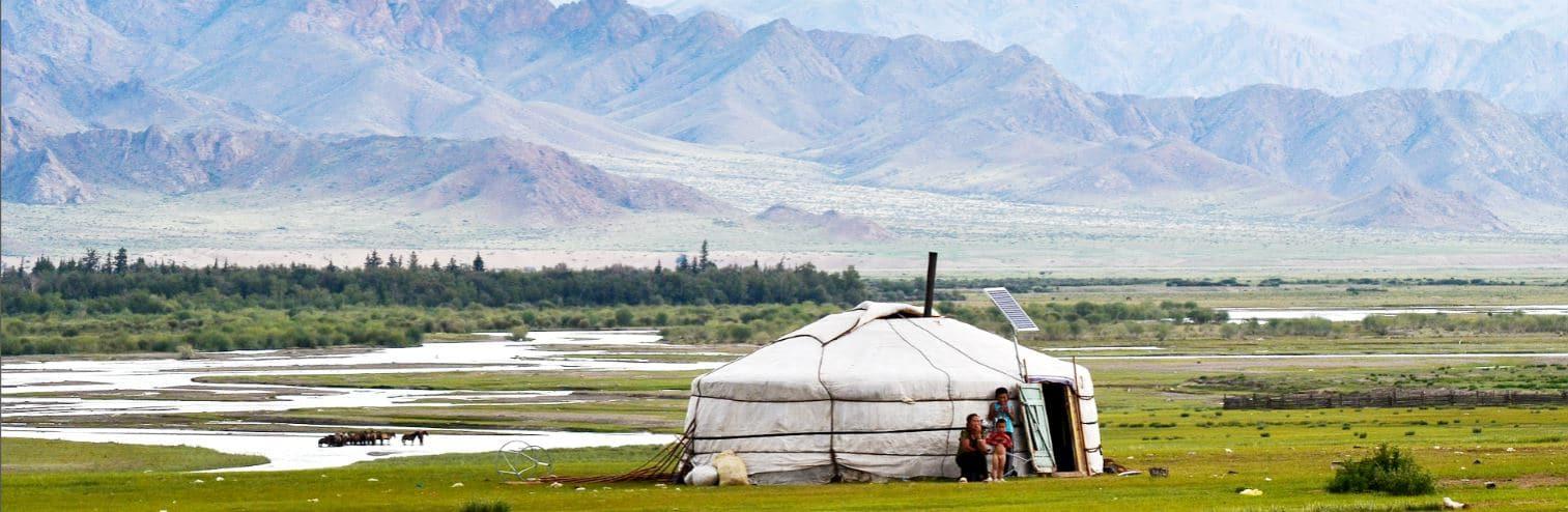 visum Mongolie