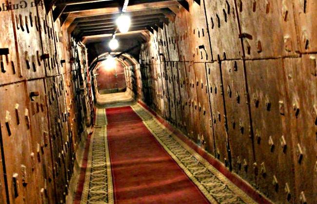 Bunker Stalin - excursie Moskou