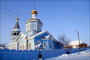 Irkutsk tussenstop Transsiberische spoorlijn