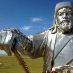 Mongolie - Dzjengis Khan - Transmongolie Express