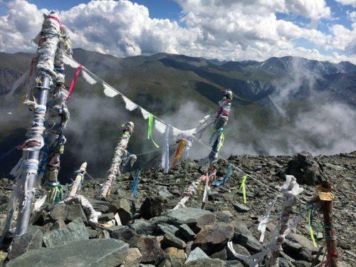 Rondreis Rusland Paardrijtocht Altai gebergte