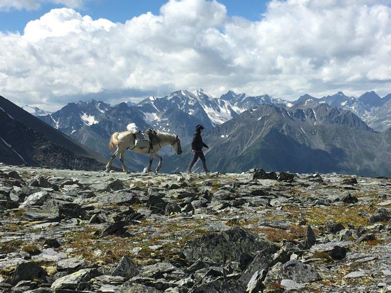 Rondreis Altai