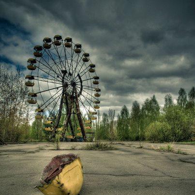 Chernobyl - Kiev - Mevo Reizen