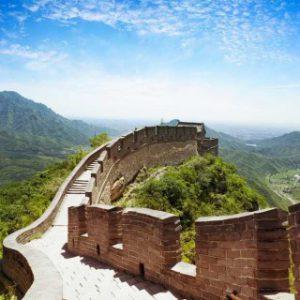 Chinese Muur - Tsarengoud
