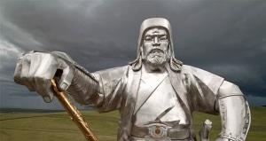 Ghenkis Khan standbeeld