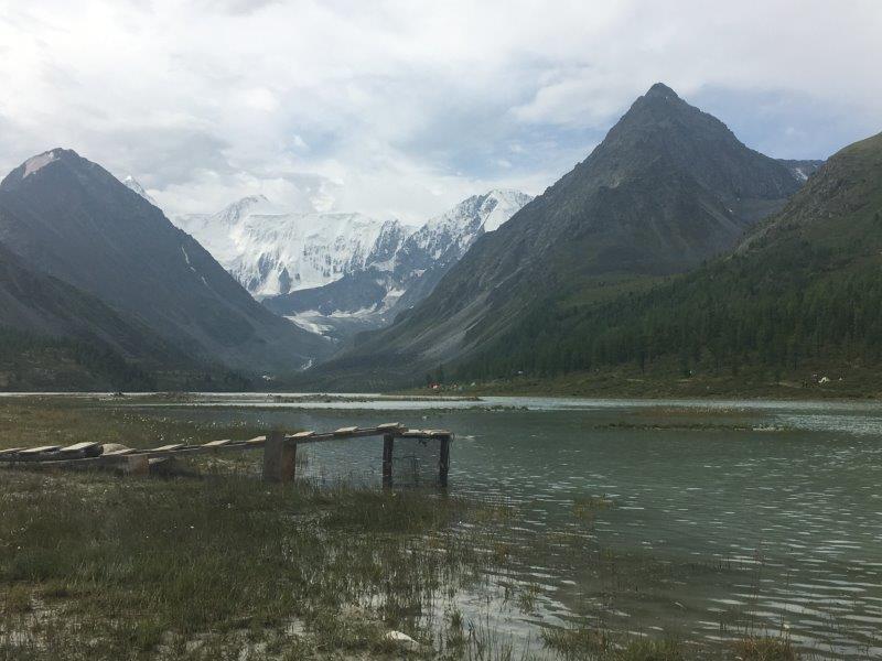 Wandeltocht Altai gebergte