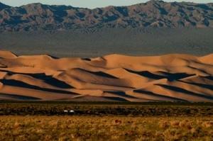 Gobiwoestijn jeeptocht