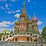 Moskou visum Rusland