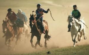 Nadaam festival Mongolië