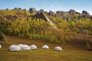 Terelj National Park - Ger Camp - Tsarengoud