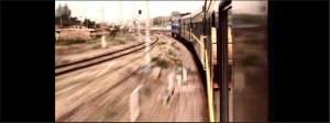 Transsiberië Express timelaps
