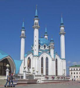 Tsarengoud - Kazan tussenstop