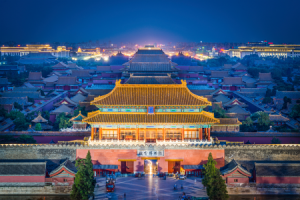 Tsarengoud treinreis - Beijing