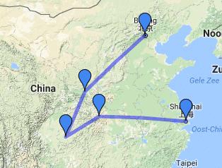 Rondreis China en Yangtze cruise