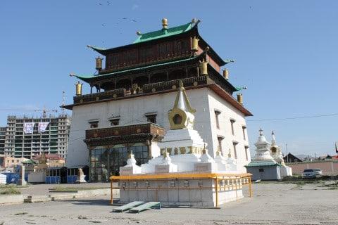 Stadstour Ulaanbaatar Transmongolië Express