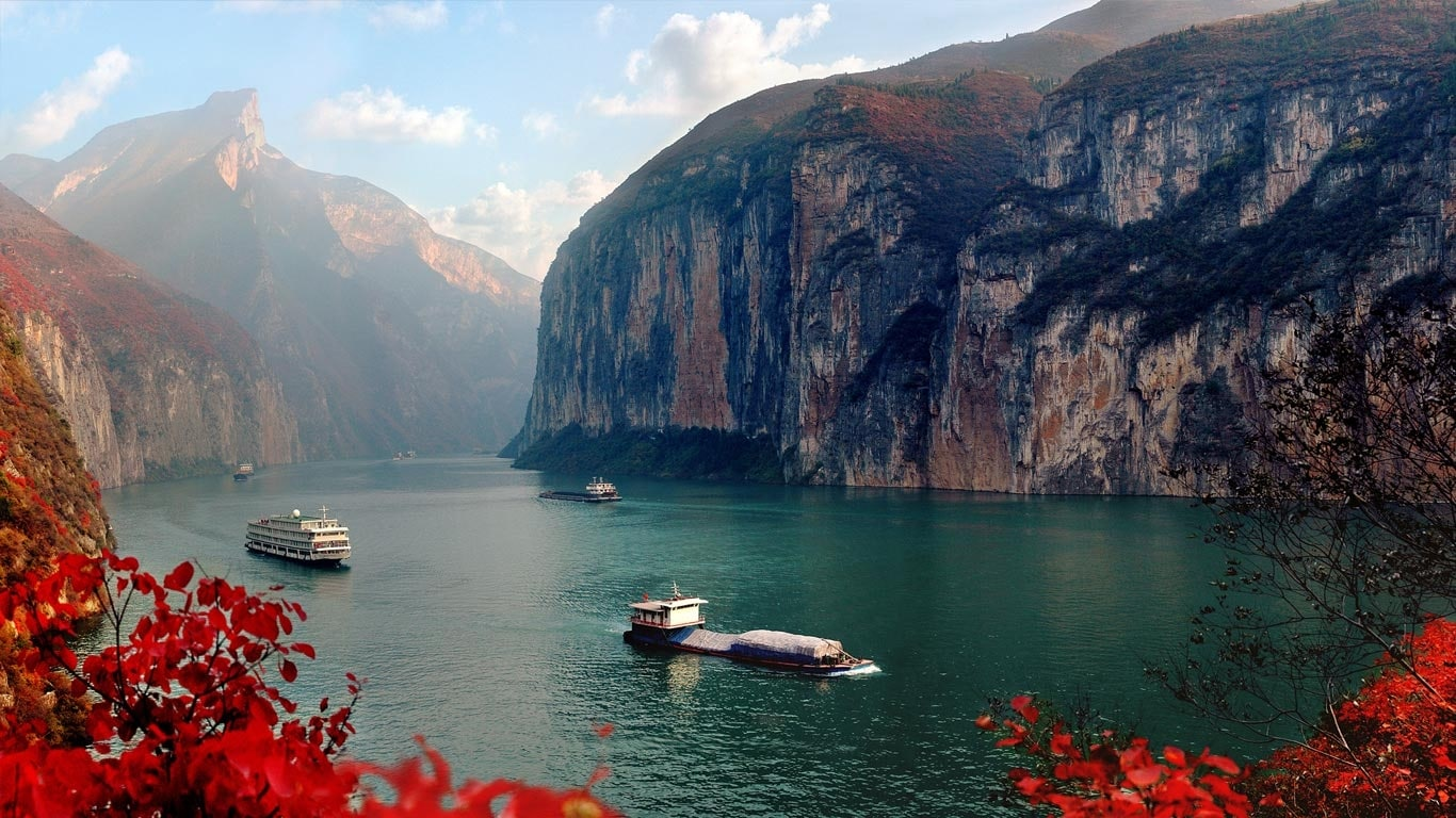 Groepsreis China en Yangtze cruise