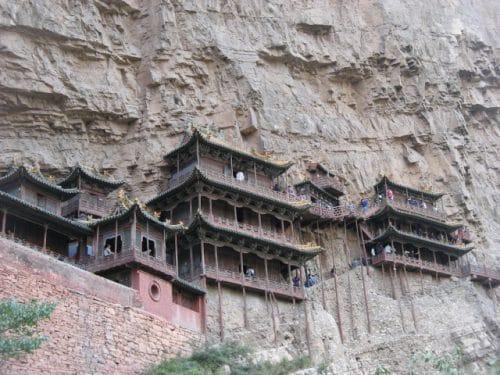 Mevo Reizen - Hangende Tempels Datong
