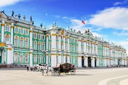 Hermitage - St. Petersburg