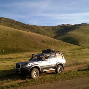 Mongolie Rondreis - Gobi (4x4 Landcruiser)