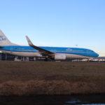 Vliegtuig naar Moskou