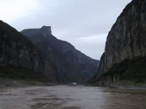 Yangtze River cruise (1)