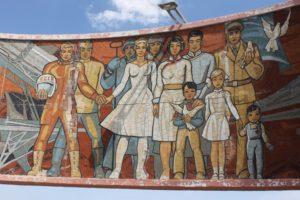 Zaisam Memorial - Ulaanbaatar - Transmongolie Express