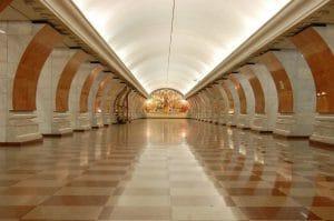 Metro Gremlin - Moskou - Mevo Reizne
