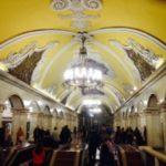 Metro Moskou