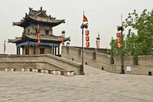 Bouwsteen Xian