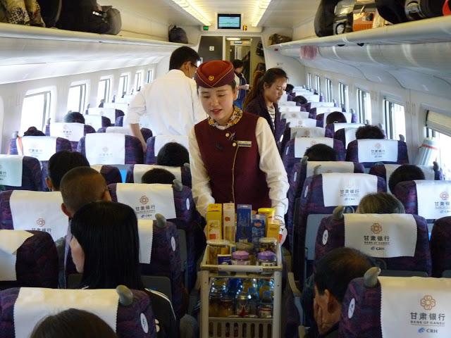 Vertrekdagen Transsiberië Express