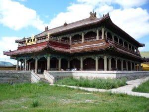 Amarbayasgalant_monastery_groene route