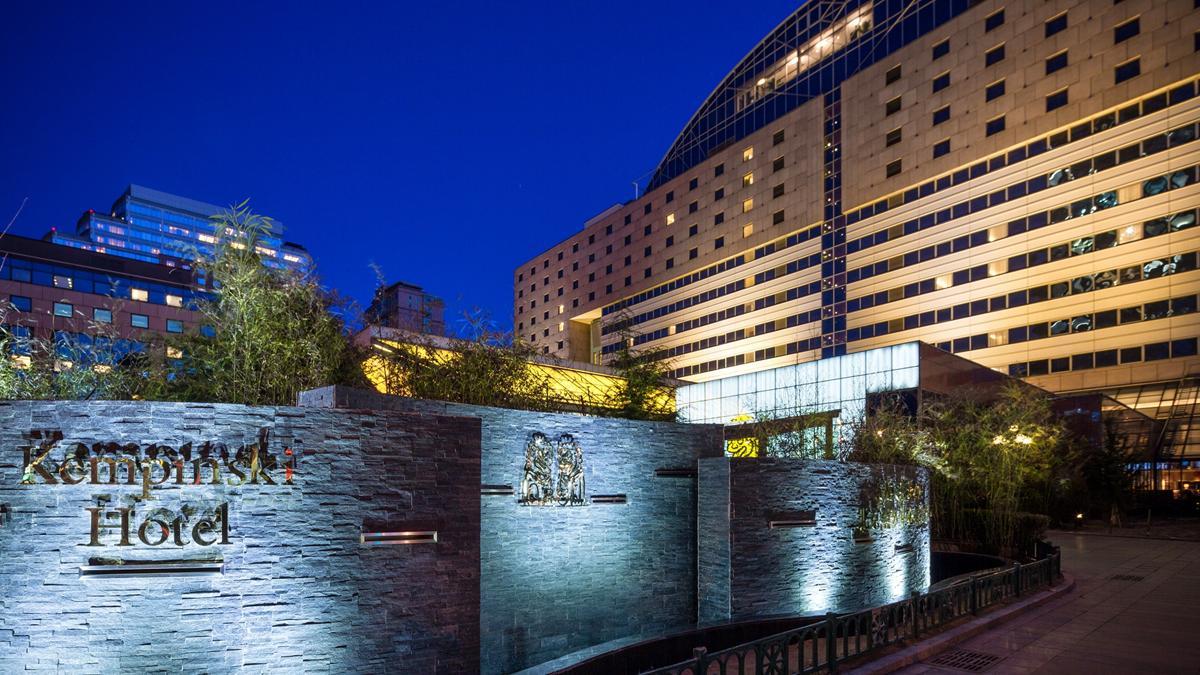Mevo Reizen - Hotel Kempinski
