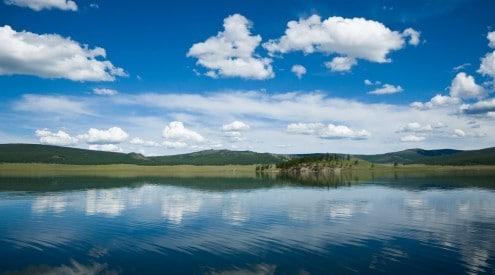 Mevo Reizen - Khovsgol meer