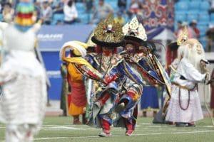 Traditionele kleding - Mongolië - Mevo Reizen