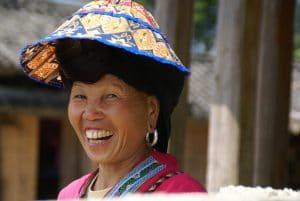 Mongoolse vrouw