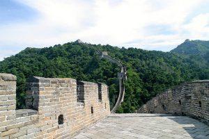 Chinese Muur China - Mevo Reizen