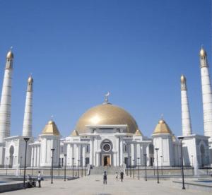 Ashgabat - Zijde route - Turkmenistan