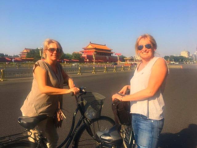 Fietstour Beijing