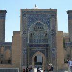Guri Emir - OEzbekistan -  Zijderoute -