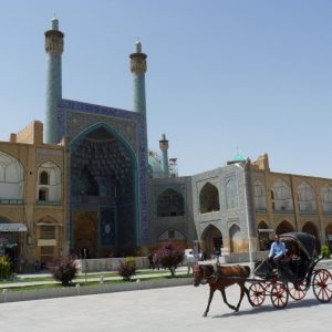 Mevo Reizen -Zijde route reis - Esfahan (Medium)