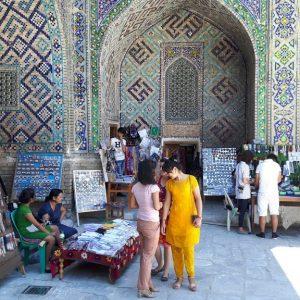 Zijde Route - Istanbul - Almaty (26) - Buchara