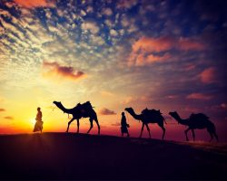 Visa Zijde Route