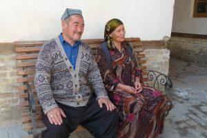 local people - Mevo reizen - Oezbekistan