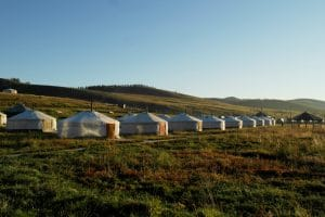 Gercamp - Mongolia