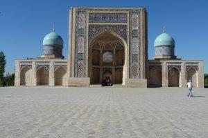old town medresse- Oezbekistan - Tashkent
