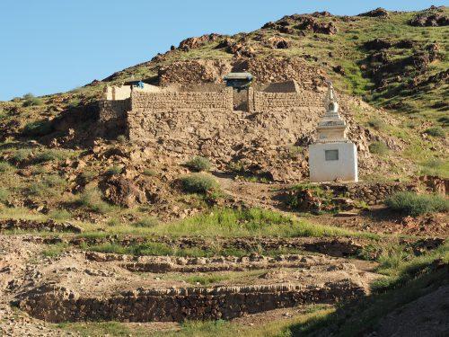 Ongi klooster - tour Mongolië