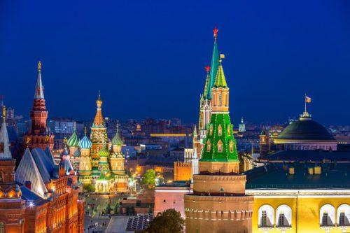 Basiliuskathedraal Moskou - Stedentrip Moskou