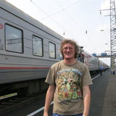 Igor uit Taishet - Transsiberie Express