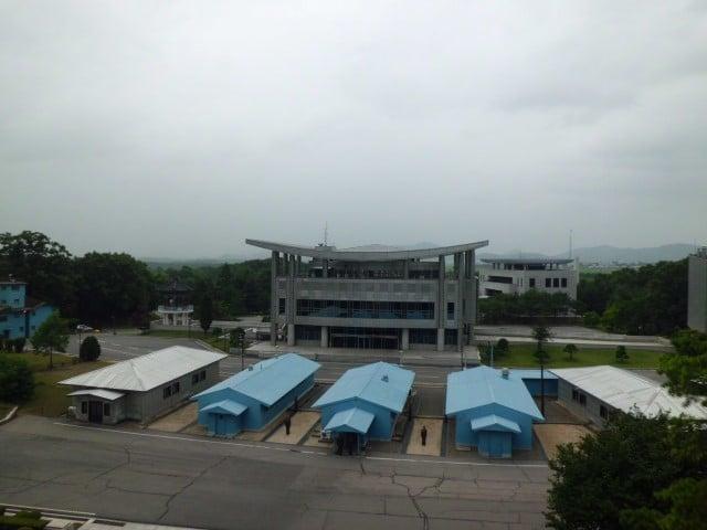 DMZ Noord Korea Small