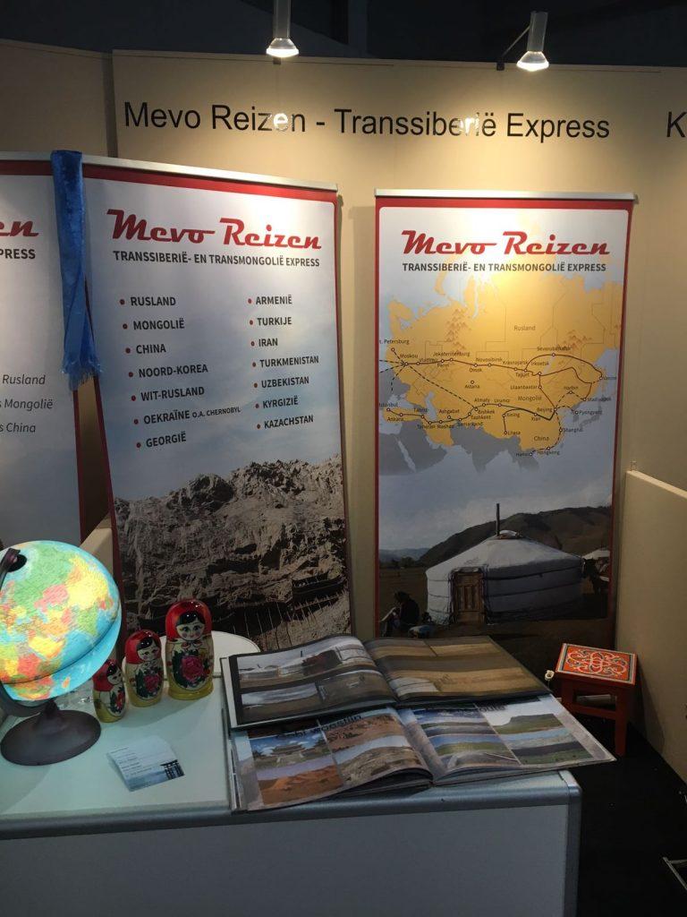 reispresentaties Transsiberië Express